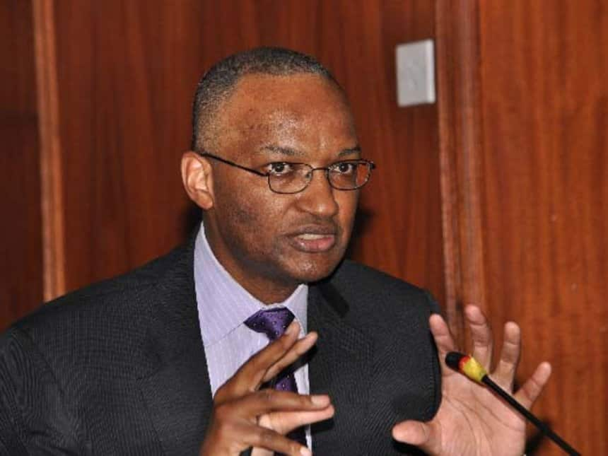 Central Bank Governor Patrick Njoroge lands UN appointment