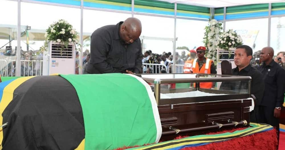John Magufuli: 21-Gun-Salute, 3 Other Protocols to be Observed during Late President's Burial