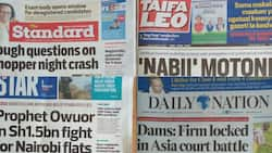 Kenyan newspapers review for March 5: Tough questions emerge as Ruto's pilot, 4 passengers die in night chopper crash