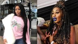 I can not date broke men - Kenyans singer Victoria Kimani