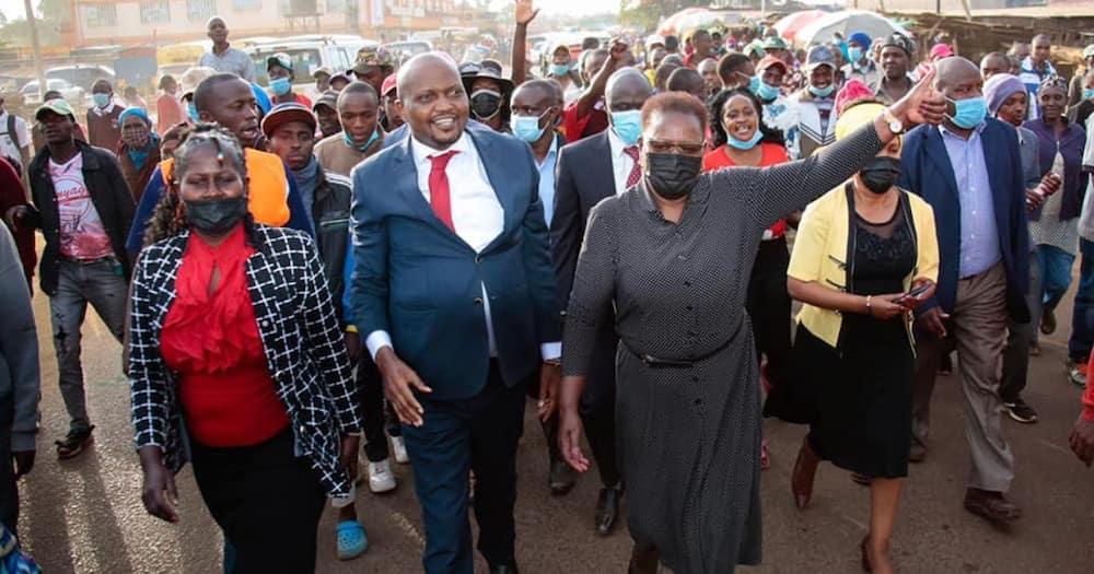 Moses Kuria and Mwangi Iria have high chance of succeeding President Uhuru Kenyatta as Mt Kenya kingpins.