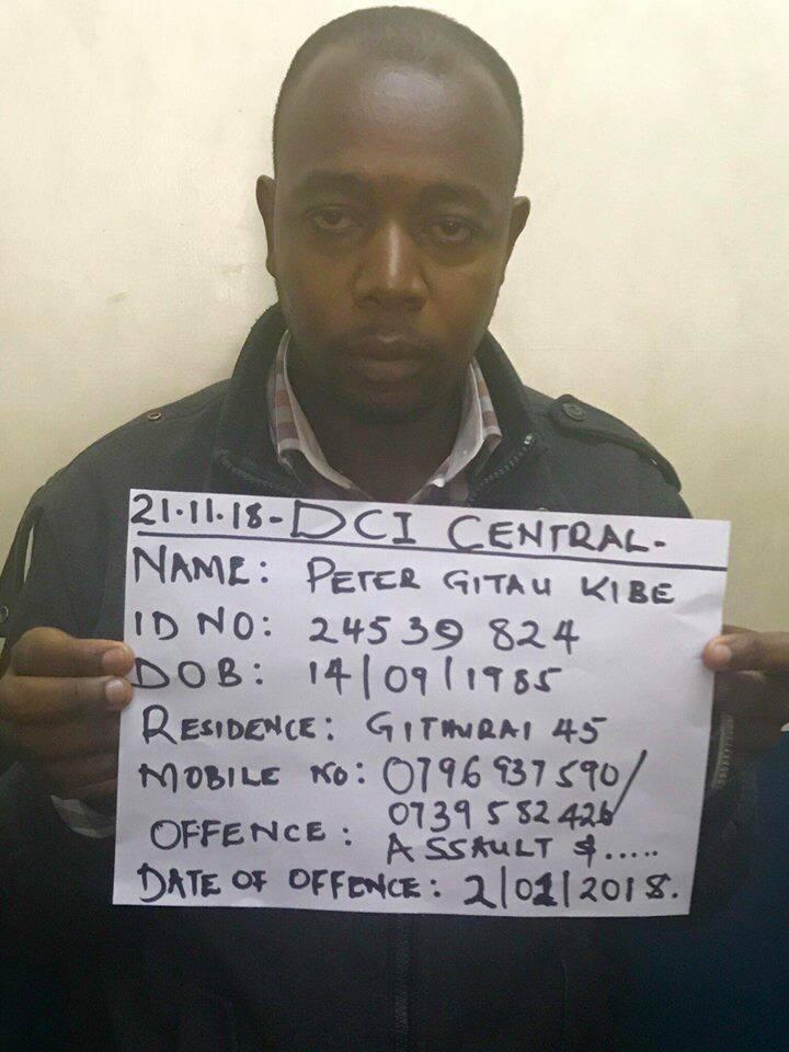Police Kenya.