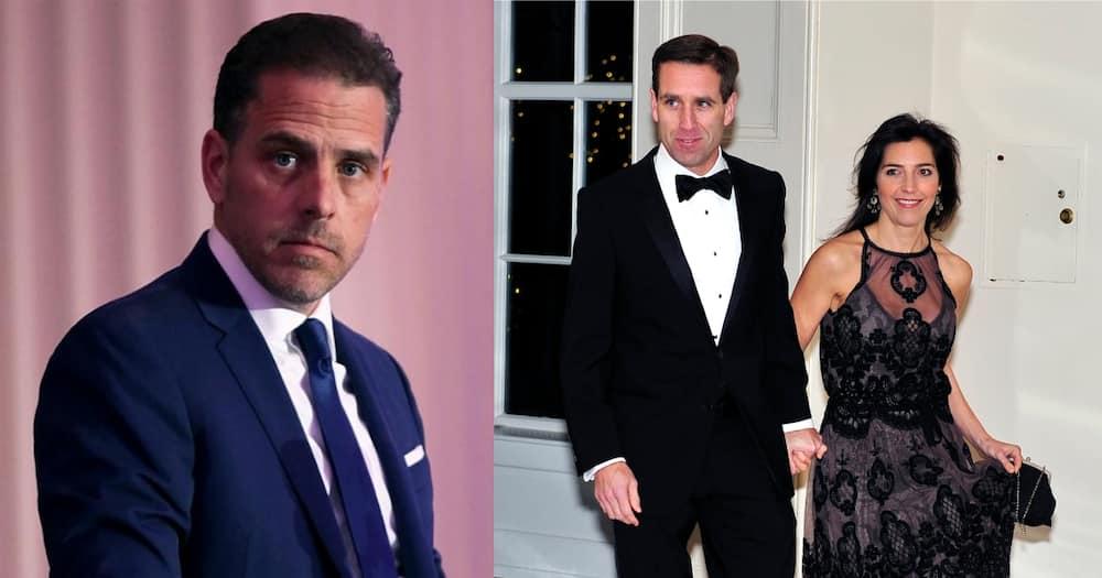 Joe Biden Son Hunter Explains Romantic Relationship with Former Sister-In-Law Hallie