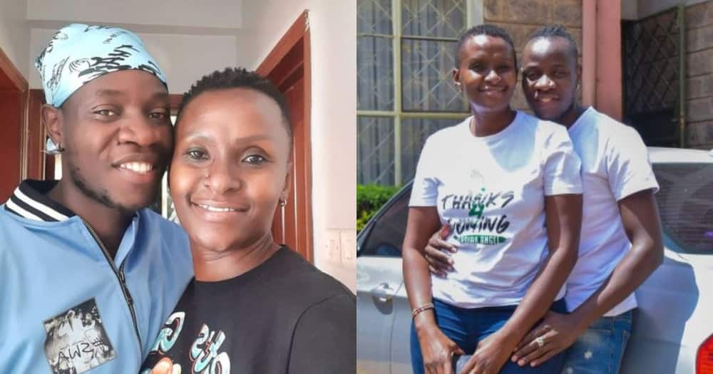 Guardian Angel Romantically Proposes to 51-Year-Old Lover Esther Musila
