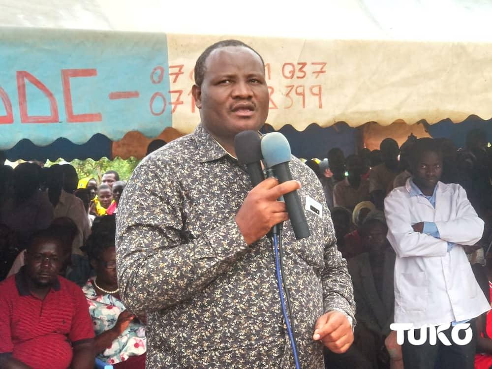 Naibu Spika Bunge la Kitaifa Moses Cheboi ahusika kwenye ajali, mmoja aangamia
