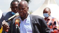 Nyamira governor Nyaribo appoints ex-MP James Gesami as his deputy
