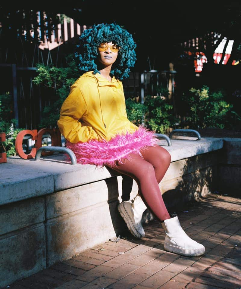 moonchild sanelly daughter