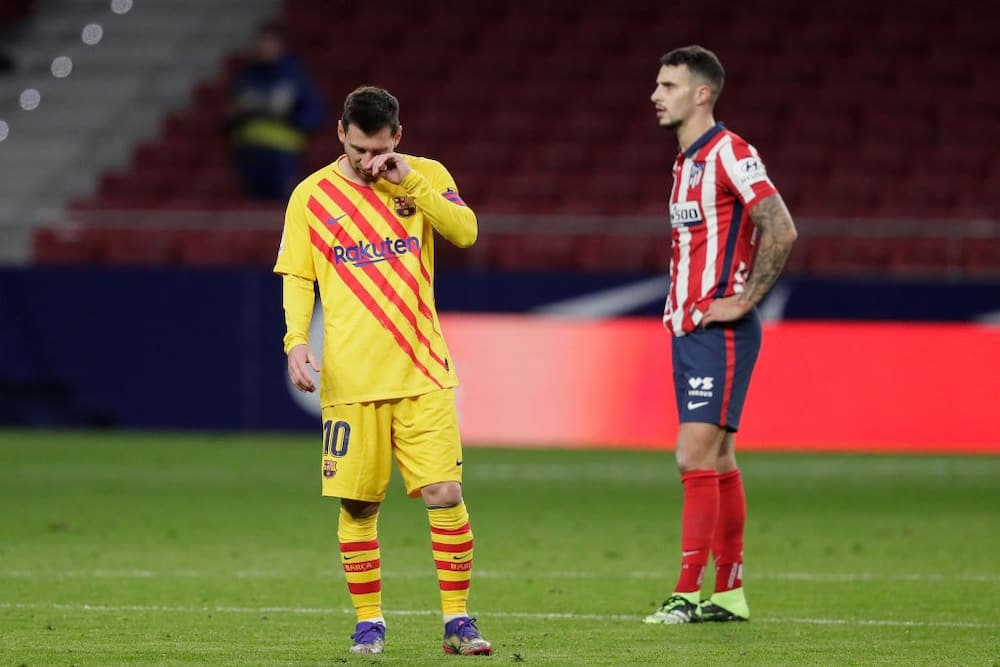 Barcelona record worst start to La Liga season in almost 30 years