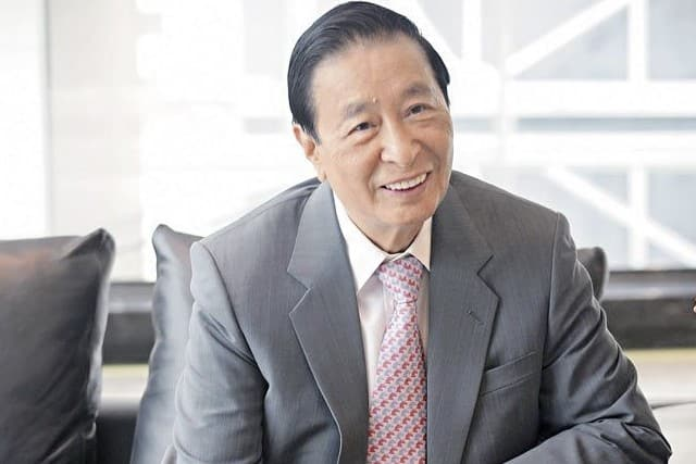 richest people in Asia