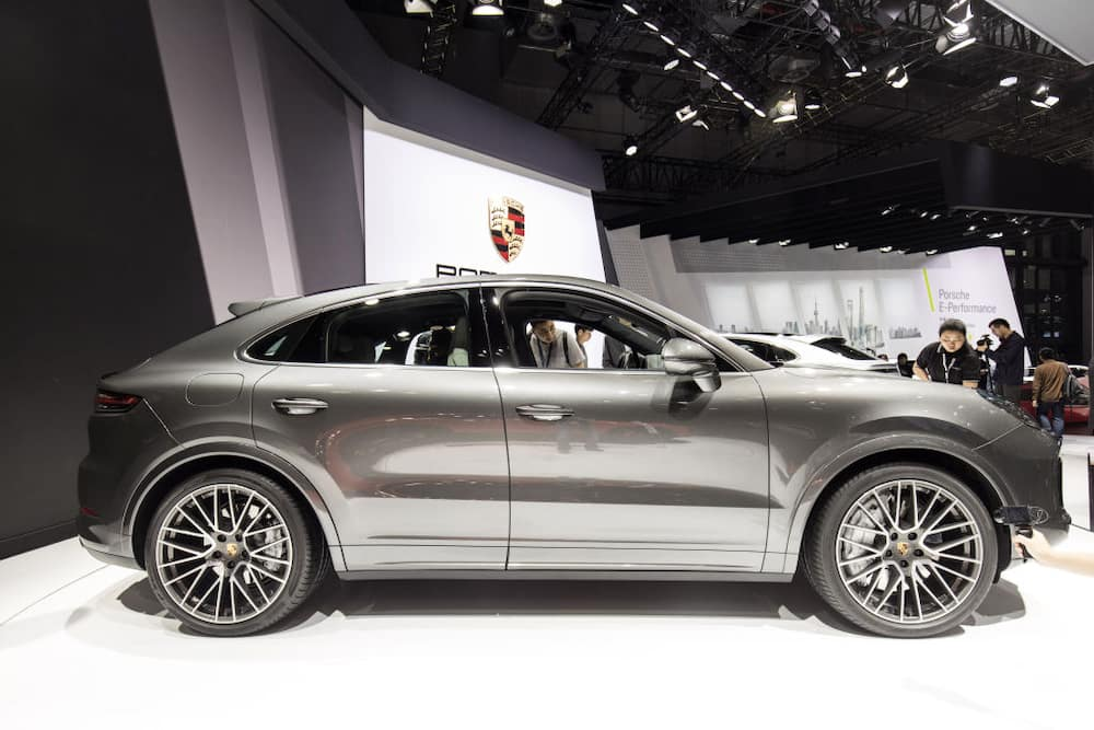 Most expensive SUVs