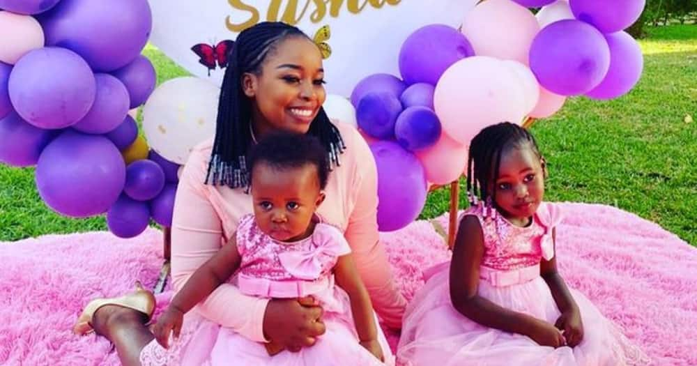 Saumu Mbuvi's daughters celebrate birthday in star-studded affair at Sonko's home