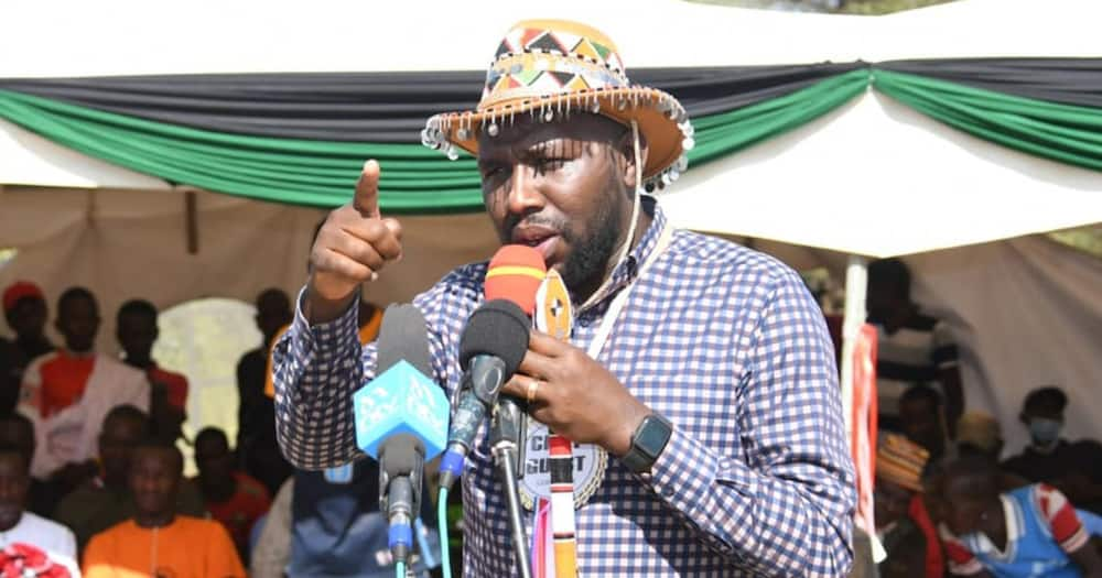 """Kipchumba Murkomen Celebrates One Year after Being Ousted as Majority leader: """"I Love it"""""""