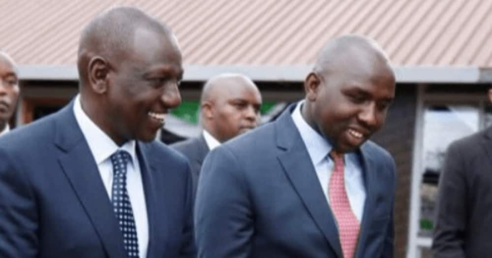There is a likelihood Senator Kipchiumba Murkomen will vie for the governor's position in his county.