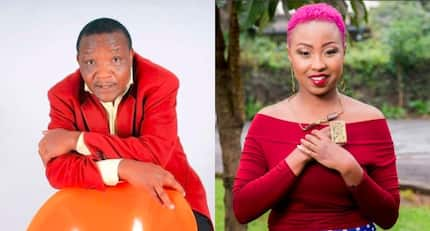 Sensational Kenyan songstress Vivianne mourns father-in-law with touching post