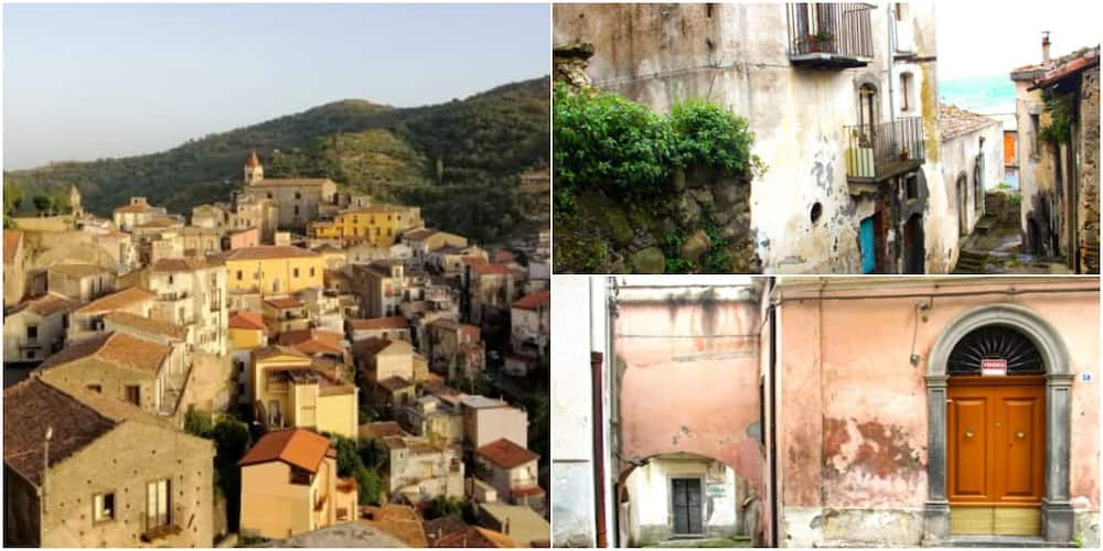 Italian town is selling houses for as little as N460, about 900 of them to be sold for different prices