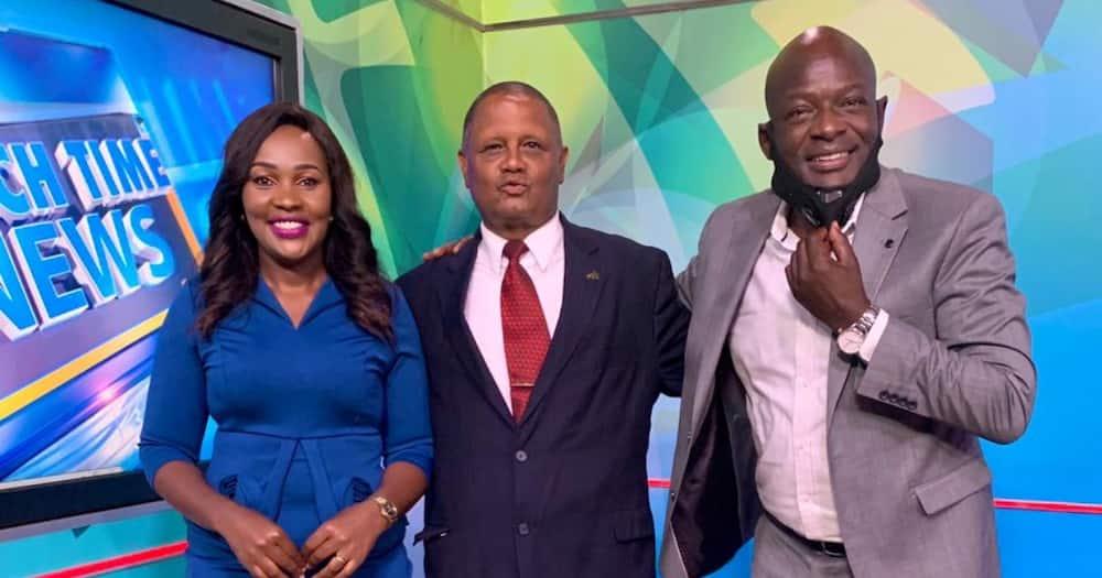Jungu Kuu: Watangazaji Wakongwe wa TV Warejea Kufunga Kazi Walikoachia