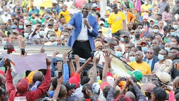 """William Ruto Asks Kenyans to Normalise Adopting Children: """"Not All Kids I Have Are Mine"""""""