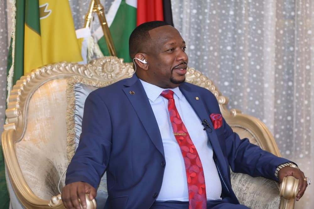 Mike Sonko impeachment: MCAs supporting governor claim they have been logged in to vote despite abstainin