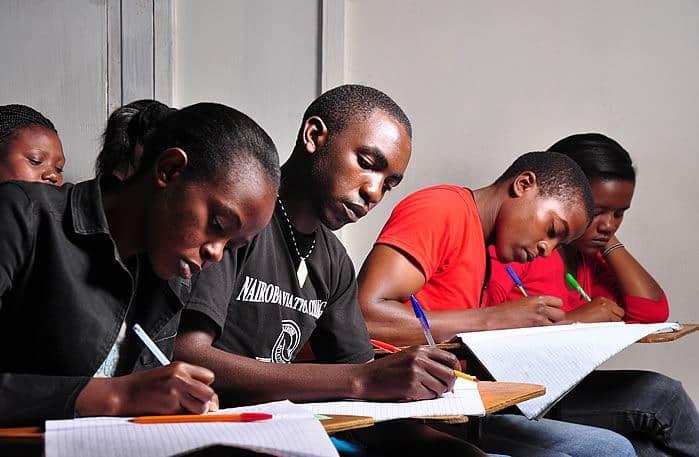 Nairobi Aviation College courses