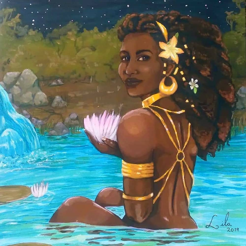 African gods names and meanings