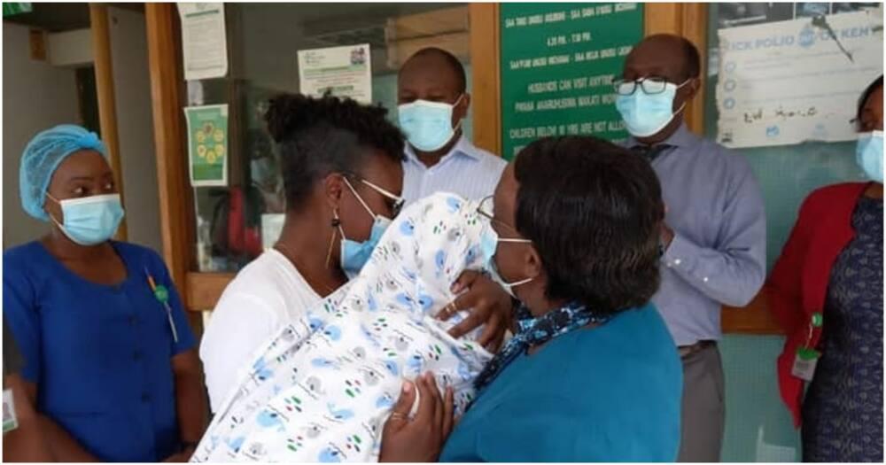 Nairobi Woman Grateful After Hospital Waives Son's KSh 66 Million Medical Bill