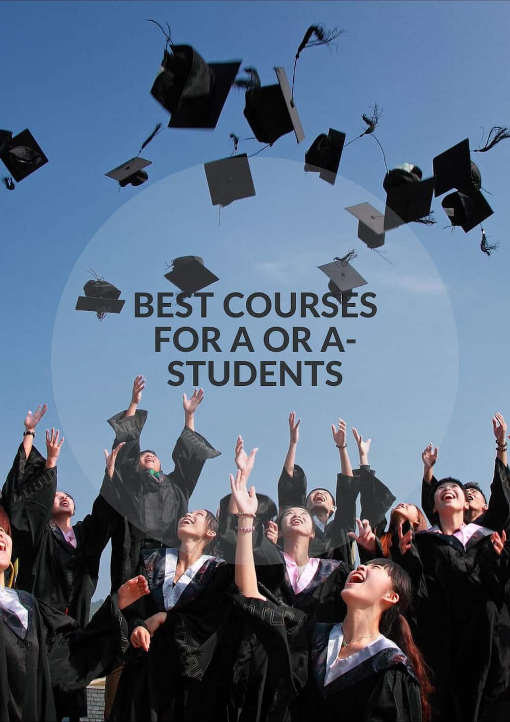 Courses for A or A- students