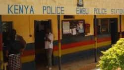 Afisa wa Polisi Afika Kazini Akiwa Mlevi Chakari, Achana Vipande OB