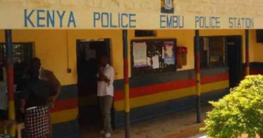 Embu police constable was arrested for tearing OB.