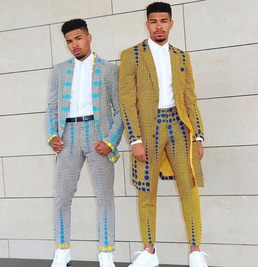 Latest Nigerian Men S Traditional Fashion Styles Tuko Co Ke