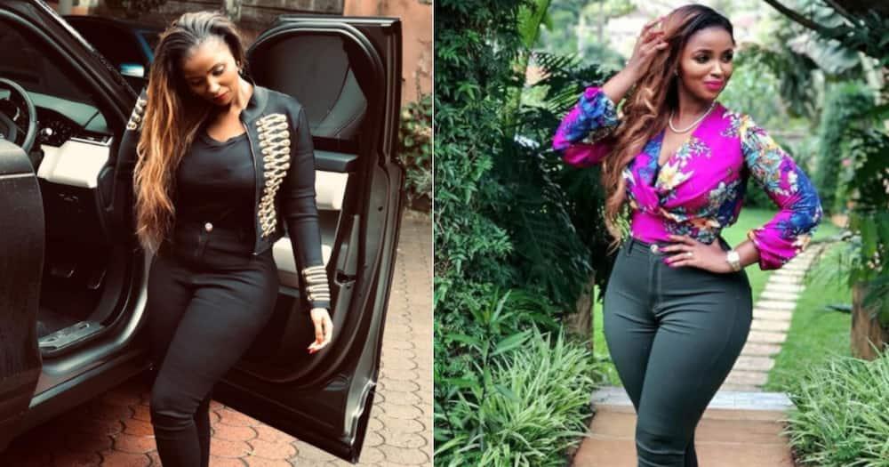 Video vixen: Anerlisa Muigai featured in husband Ben Pol's new song after their reunion