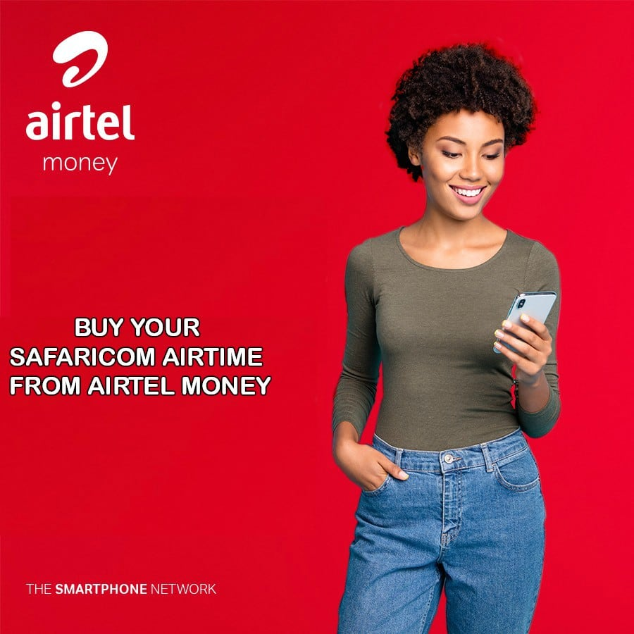 How to buy Airtel airtime from M-pesa?