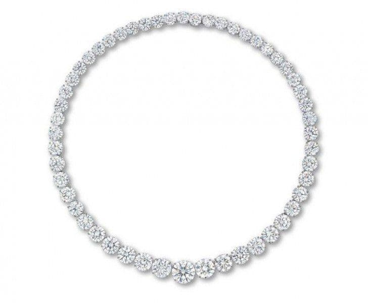 Most expensive necklaces in the world