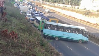 Fuel Prices Protest: Police Deny Thika Road is Blocked, Say Photos are Fake