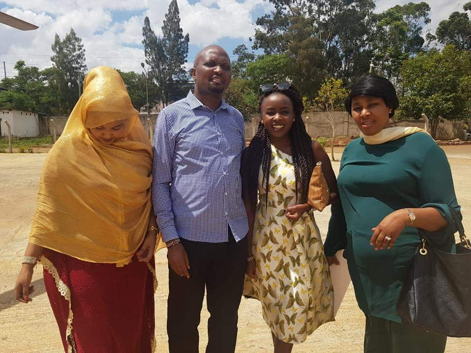 Moses Kuria.