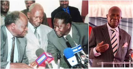 Raila Odinga defends appointment of 91-year-old Moody Awuori by government