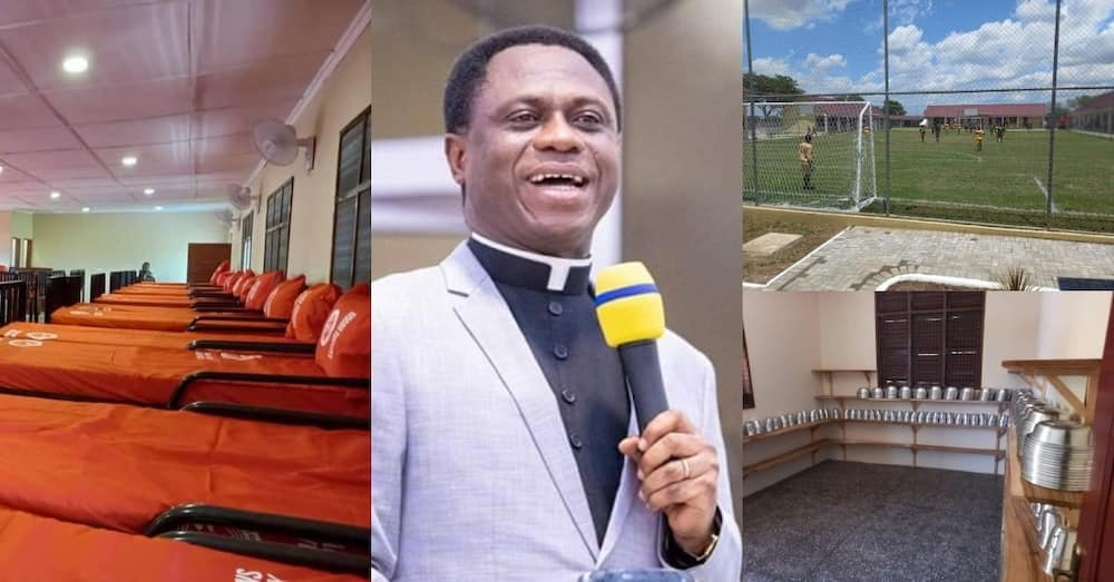 Church of Pentecost Builds Prison with Ultra-Modern Facilities for Ghanaians