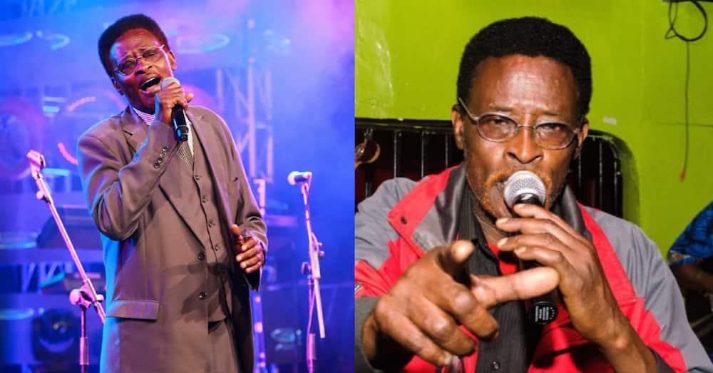 Freshly Mwamburi: Legendary singer remixes iconic song Stella Wangu