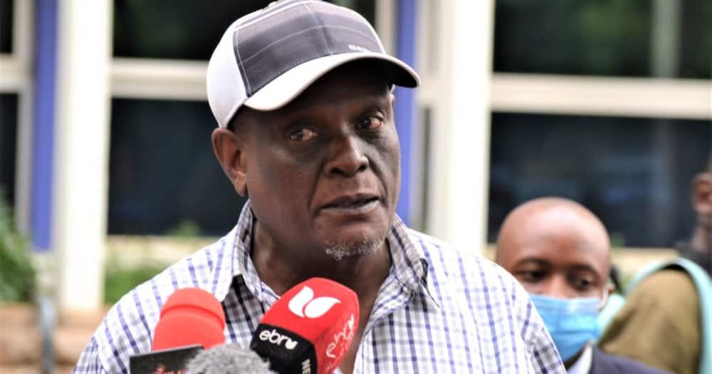 DP Ruto anawachochea vijana wa eneo la Mlima, Murathe asema