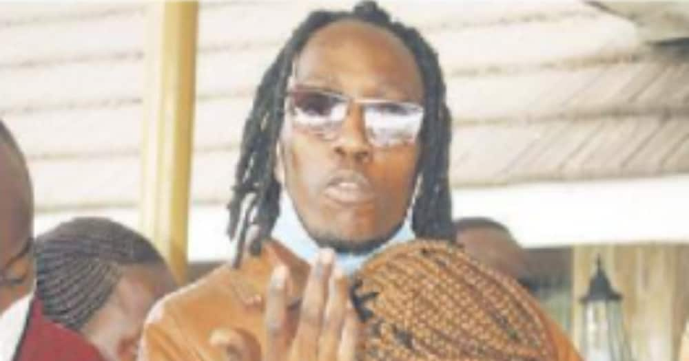 Julius Muoki. Photo: The Standard.