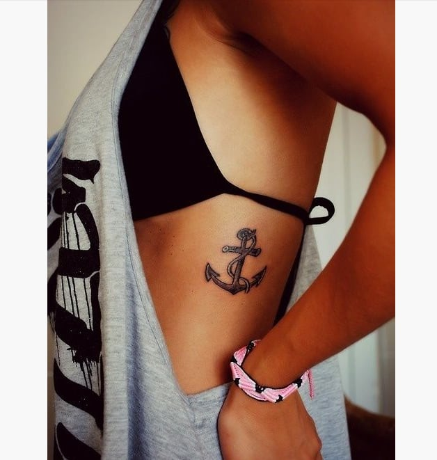small tattoo ideas for women and girls in Kenya