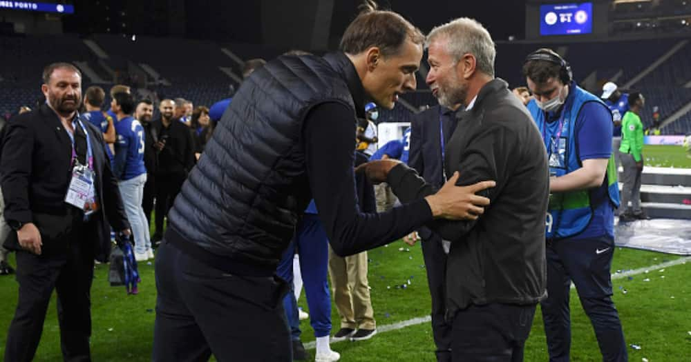 Thomas Tuchel Makes Promise To Roman Abramovich After Chelsea's Champions League Glory