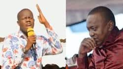 Uhuru Should Read Moi's Script, Know There's No Leader in Raila and NASA, Baringo Politician Kiborek