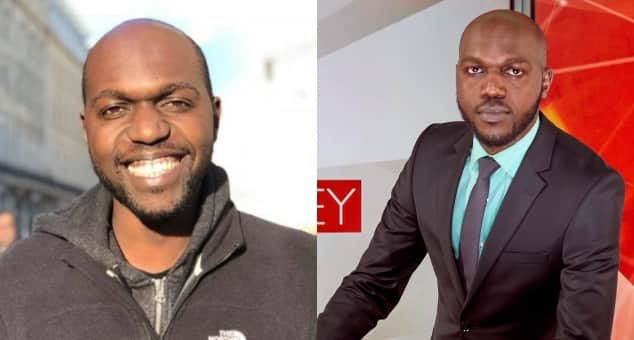 """Kenyan woman pens love message to Larry Madowo: """"I've prepared fish and chapati for you"""""""