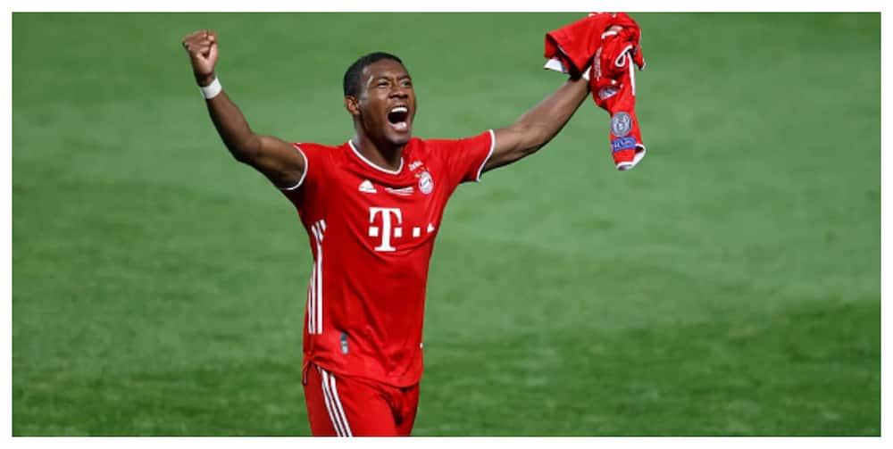 David Alaba: Liverpool intensify efforts to land Bayern Munich veteran this month