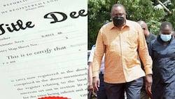 Uhuru Kenyatta Cautions Kilifi Men against Using Title Deeds to Marry More Wives, Buy Suits