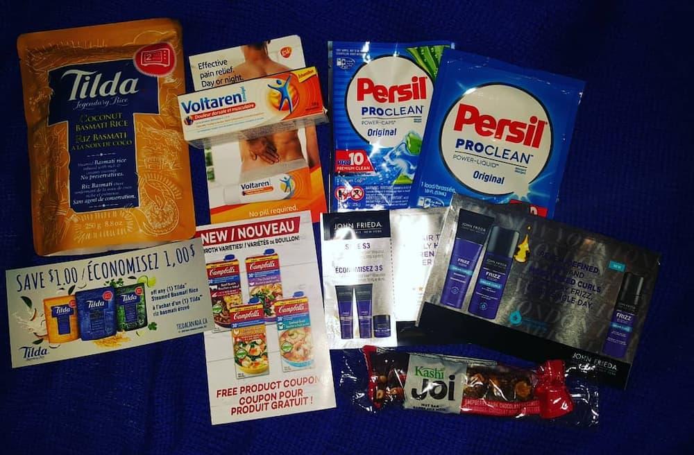 Free samples by mail no surveys no credit card