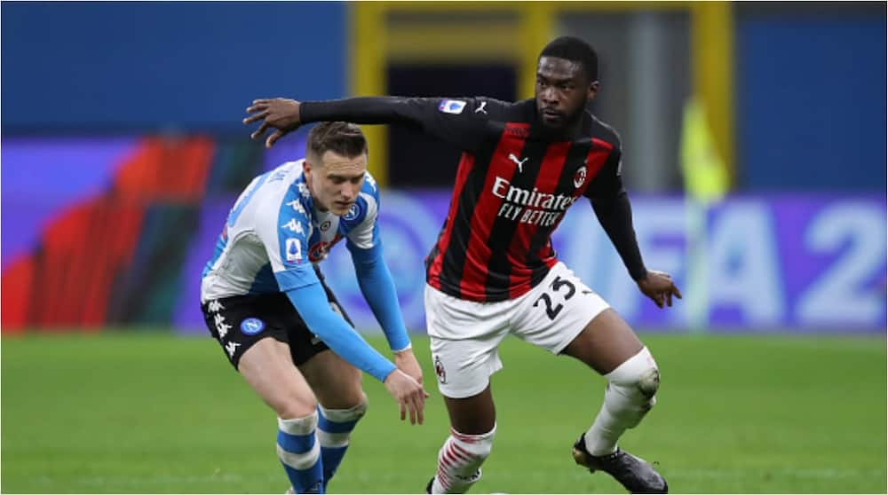 Impressive Chelsea defender Fikayo Tomori is reportedly set to join AC Milan in a permanent £27million deal