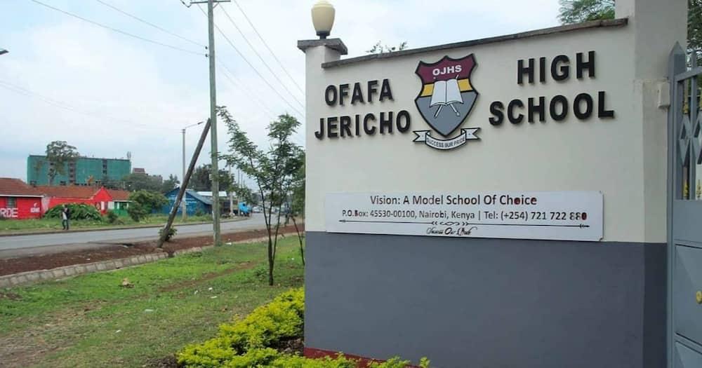 Ofafa Jericho High School. Photo: Athiani Fm - Wasya Witu Vinya Witu.