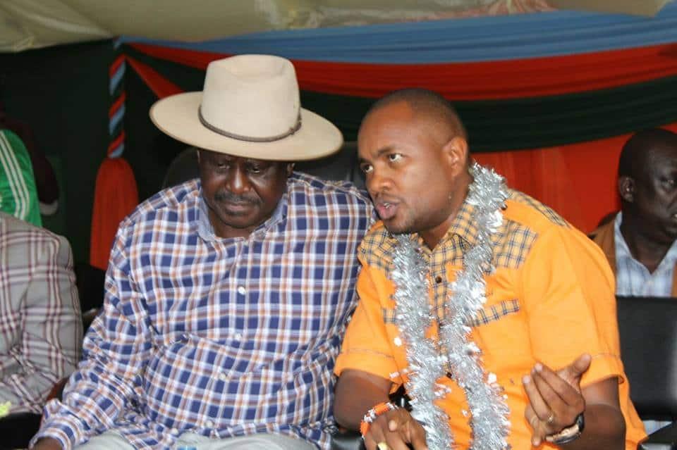 William Ruto will sell Kenya if elected president, Kajiado Central MP Elijah Memusi