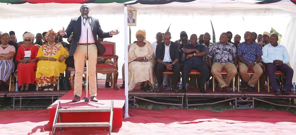 I will not quit as deputy president despite humiliation - William Ruto
